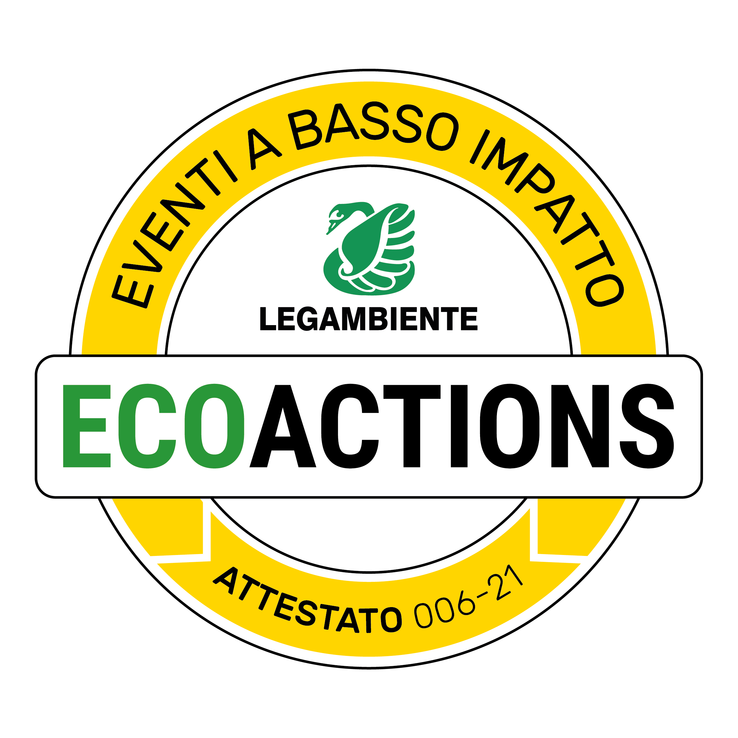 VibramUTLO obteined the EcoActions attestation!