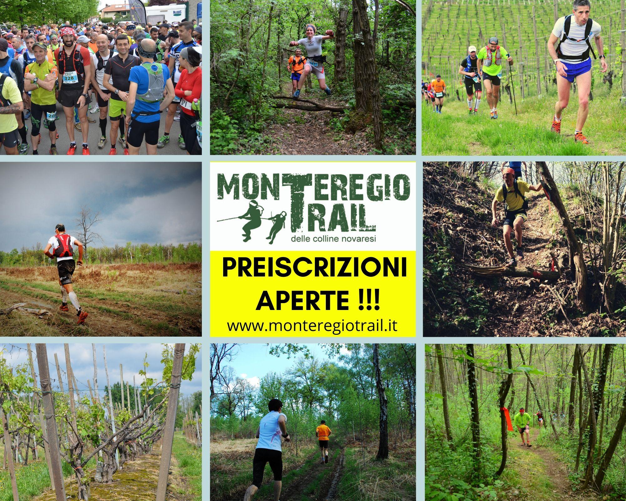 Monteregio Trail by UTLO® – 26 aprile 2020 Fara Novarese (NO)