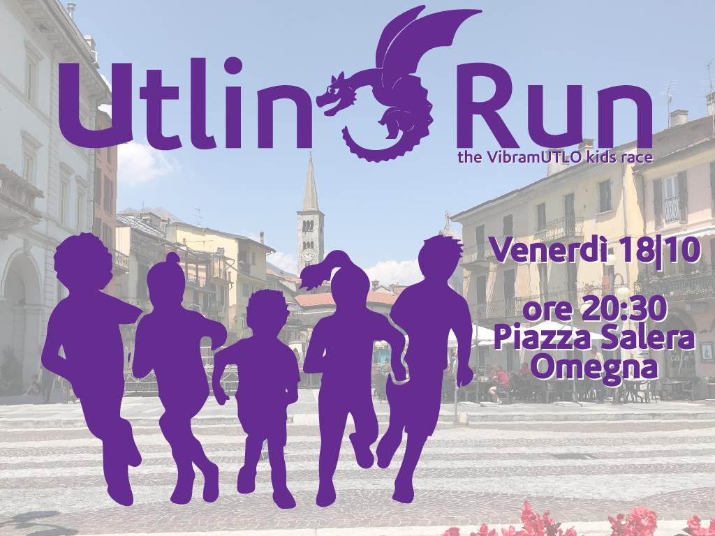 Utlino Run… pronti… via!