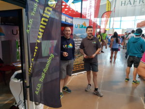 UTLO presente all'Expo della Lavaredo Ultra Trail