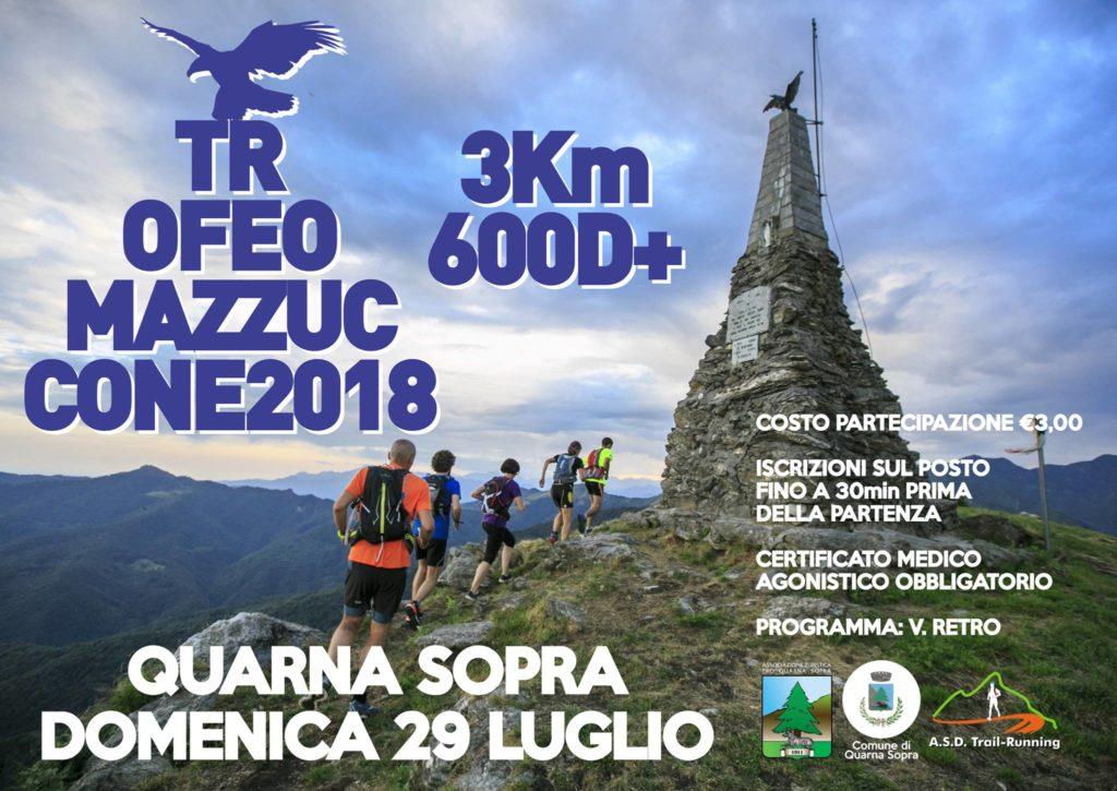29 luglio 2018 – Trofeo Monte Mazzuccone