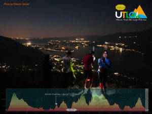 Breathtaking night views at the Vibram®UTLO 140km