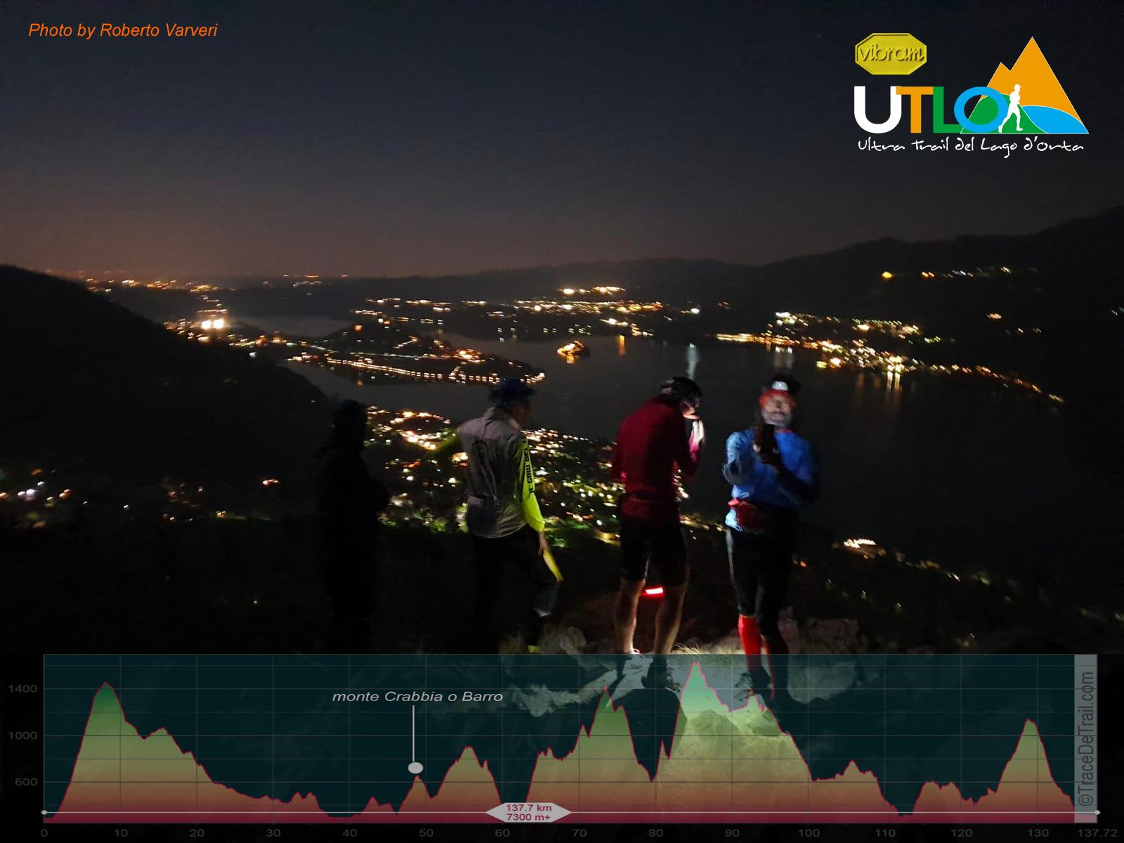 Breathtaking night views at the Vibram®UTLO 140km