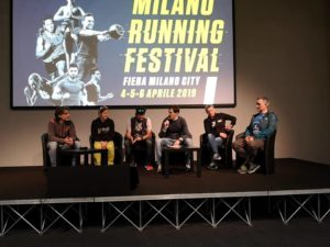 "Milano Running Festival event ""Where the road ends … the Trail begins!"""